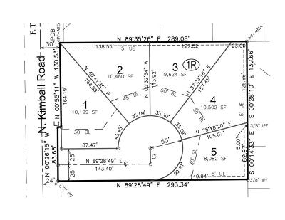 Grapevine Residential Lots & Land For Sale: Lot 3 Kimball Glen