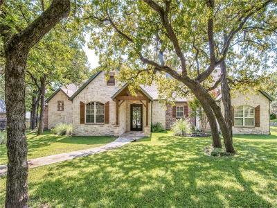 Keller Single Family Home For Sale: 1404 Jackson Road