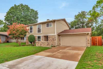 Lewisville Single Family Home For Sale: 227 Wildfire Drive