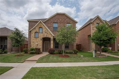 Grand Prairie Single Family Home Active Option Contract: 6939 Sarria