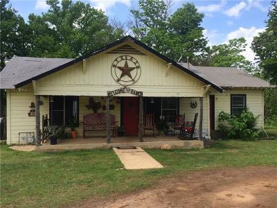 Brownsboro Single Family Home For Sale: 10046 Fm 314