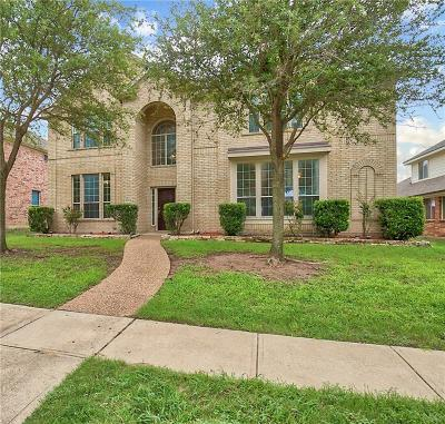 Frisco Single Family Home For Sale: 9733 Dragonfly Drive