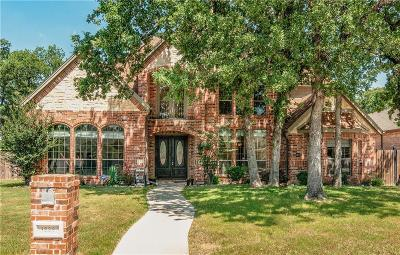Azle Single Family Home For Sale: 1228 Tradewind Circle