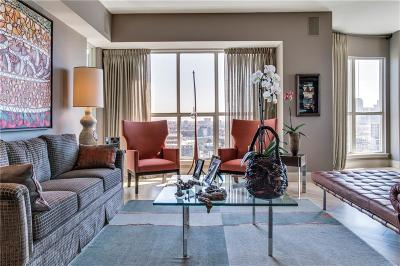 Dallas Condo For Sale: 3401 Lee Parkway #2005