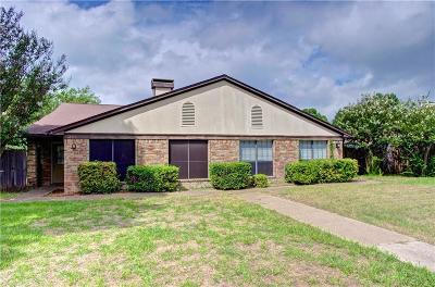 Dallas Multi Family Home Active Option Contract: 18911 Tupelo Lane