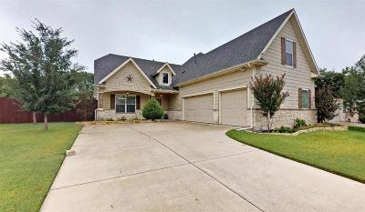 McKinney Single Family Home Active Option Contract: 9612 Water Tree Drive