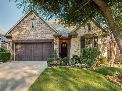 Mckinney Single Family Home For Sale: 1828 Hackett Creek Drive