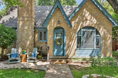 Dallas Single Family Home For Sale: 514 Blair Boulevard