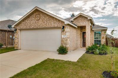 Denton County Single Family Home For Sale: 1432 Red River Drive