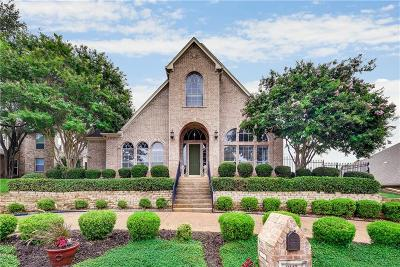 North Richland Hills Single Family Home For Sale: 9117 Nob Hill Drive
