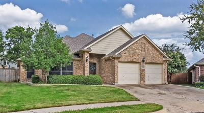 Crawford Farms Add Single Family Home For Sale: 10504 Stoneside Trail