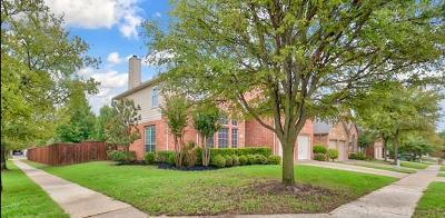 Mckinney Single Family Home Active Option Contract: 501 Winding Lane