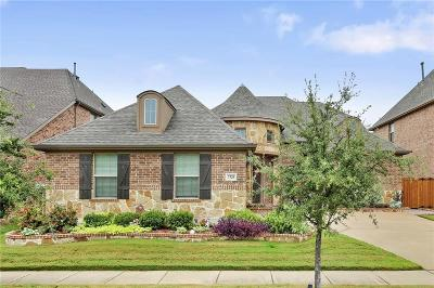 McKinney Single Family Home For Sale: 7320 Plumas