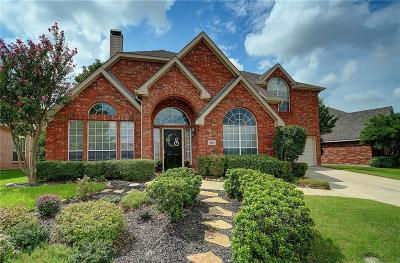 Mckinney Single Family Home Active Option Contract: 8613 Arbor Creek Lane