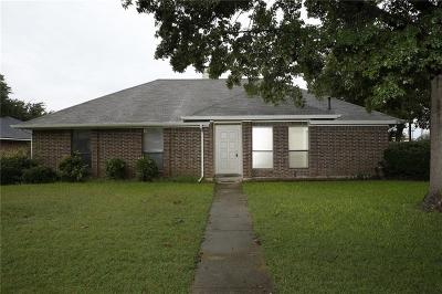 Richardson  Residential Lease For Lease: 1611 Heather Glen Court
