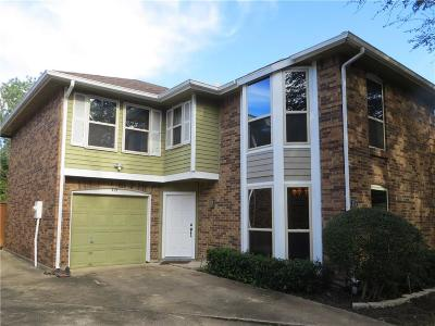 Irving Single Family Home For Sale: 315 Stoneledge