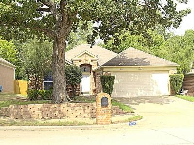 Flower Mound Single Family Home For Sale: 2520 Creekhaven Drive