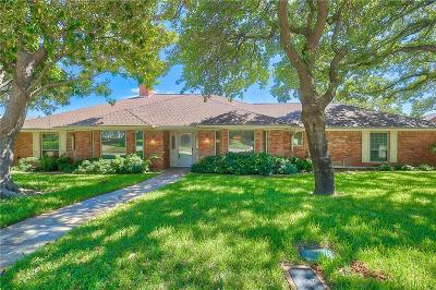 Arlington Single Family Home Active Option Contract: 2115 Covemeadow Drive