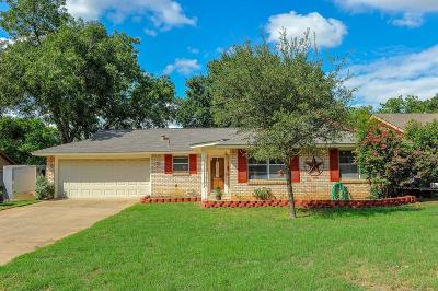 Euless Single Family Home Active Option Contract: 514 Bayless Drive