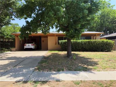 Irving Single Family Home For Sale: 618 King Richard Street