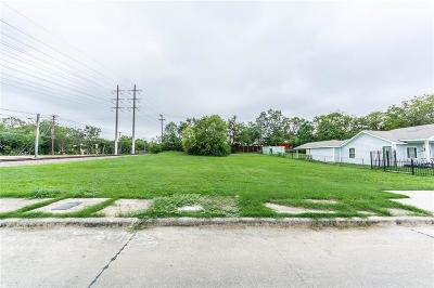Dallas Residential Lots & Land For Sale: 1316 Edgemont Avenue