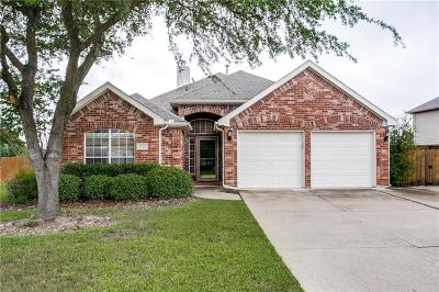 Sachse Single Family Home Active Option Contract: 6722 Woodcrest Lane
