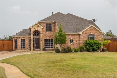 Single Family Home For Sale: 2702 Pottery Trail