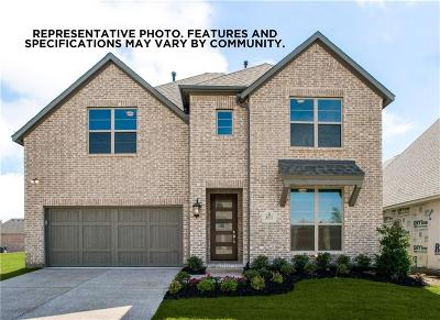 Carrollton Single Family Home Active Contingent: 4516 Tall Knight Lane