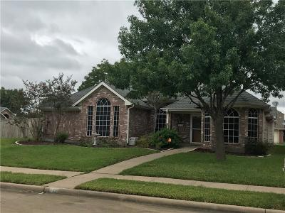 Mesquite Single Family Home For Sale: 2318 Liles Lane
