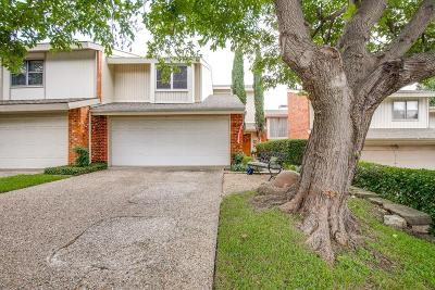 Carrollton Townhouse For Sale: 2950 Woodcroft Circle