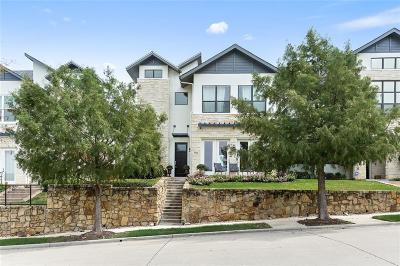 Carrollton Townhouse For Sale: 2244 Hemingway Lane