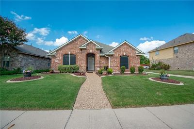 Mckinney Single Family Home For Sale: 5208 Spicewood Drive