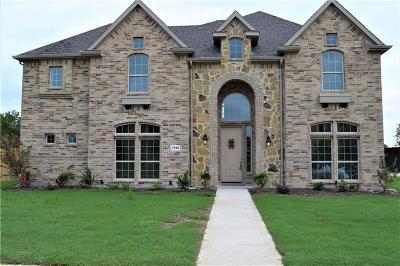 Desoto Single Family Home For Sale: 1725 Chacon Canyon Drive