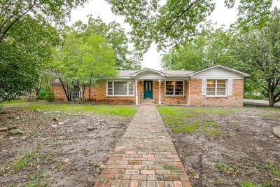 Kaufman Single Family Home For Sale: 307 E 8th Street