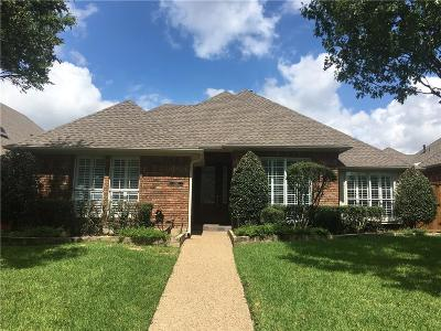 Plano TX Single Family Home Active Contingent: $319,000