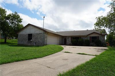 Joshua Single Family Home For Sale: 103 Park Trail Place