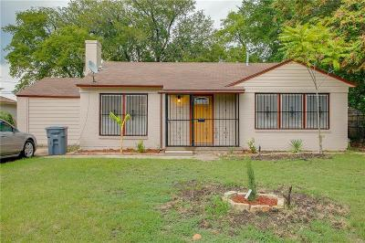 Dallas Single Family Home For Sale: 2748 S Llewellyn Avenue