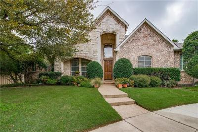 McKinney Single Family Home For Sale: 101 Stonehaven Court