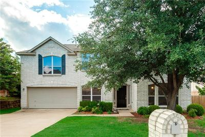 Arlington Single Family Home For Sale: 4210 Glengate Drive
