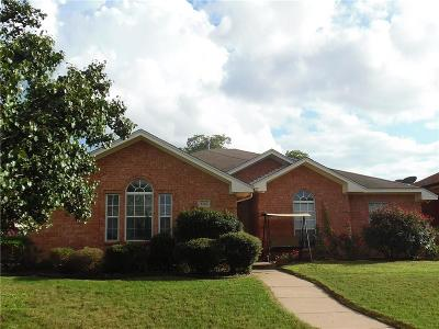 Kennedale Single Family Home For Sale: 1246 Elmbrook Drive