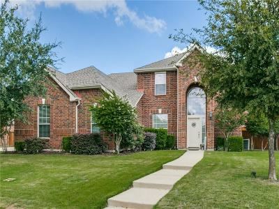 Prosper Single Family Home For Sale: 851 Buffalo Springs Drive