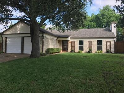 Flower Mound Single Family Home For Sale: 1708 Colony Street