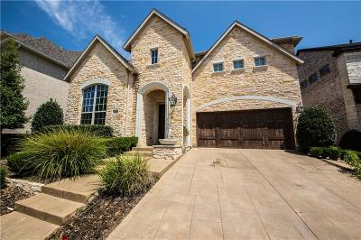 Dallas Single Family Home For Sale: 9408 Monteleon Court