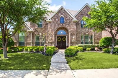Frisco TX Single Family Home For Sale: $565,000