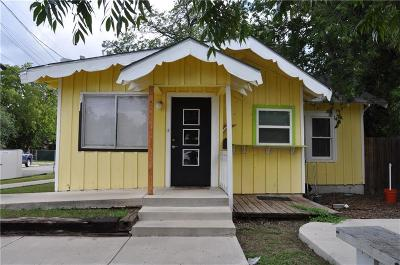 Brownwood Single Family Home For Sale: 2300 Austin Avenue