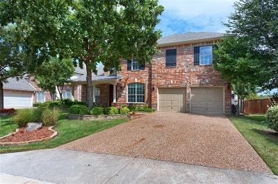 McKinney Single Family Home For Sale: 2309 Brenham Drive