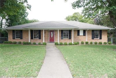 Plano Single Family Home Active Option Contract: 2205 Forestcrest Drive