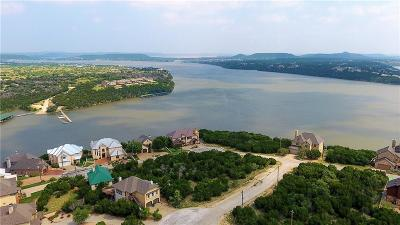 Possum Kingdom Lake Residential Lots & Land For Sale: 55 Oyster Bay Court