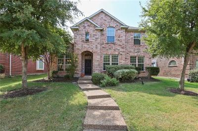 Frisco Single Family Home For Sale: 11491 Cedar Springs Drive
