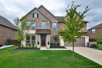 Sachse Single Family Home Active Kick Out: 3815 Heritage Park Drive